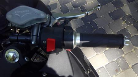 Электромотоцикл Electrowin EM-124 черный, фото 6