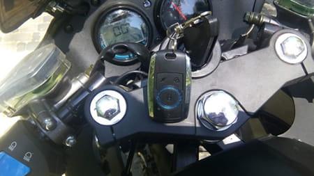 Электромотоцикл Electrowin EM-124 черный, фото 7