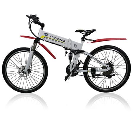Электровелосипед EMB-123. Фото 1