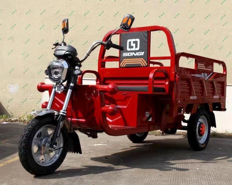 Электро-карготрицикл Electrowin Cargo 3