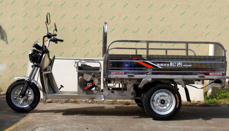 Грузовой электротрицикл Electrowin Cargo 4