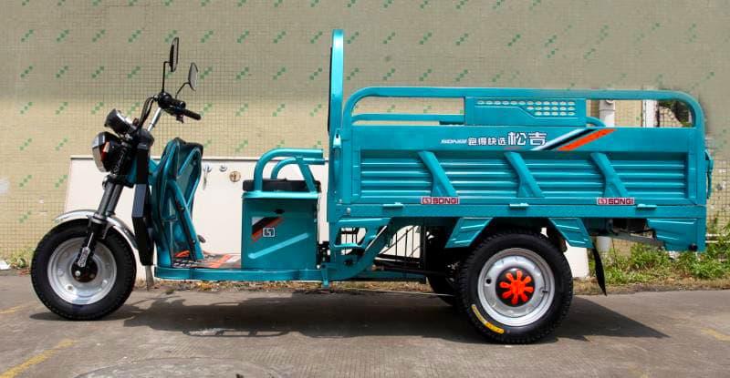 Грузовой электротрицикл Electrowin Cargo 5