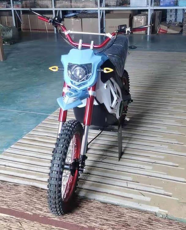 Электромотоцикл Electrowin ED-121