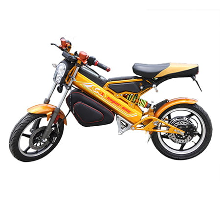 Электромотоцикл Electrowin EMB-126 (складной). Фото