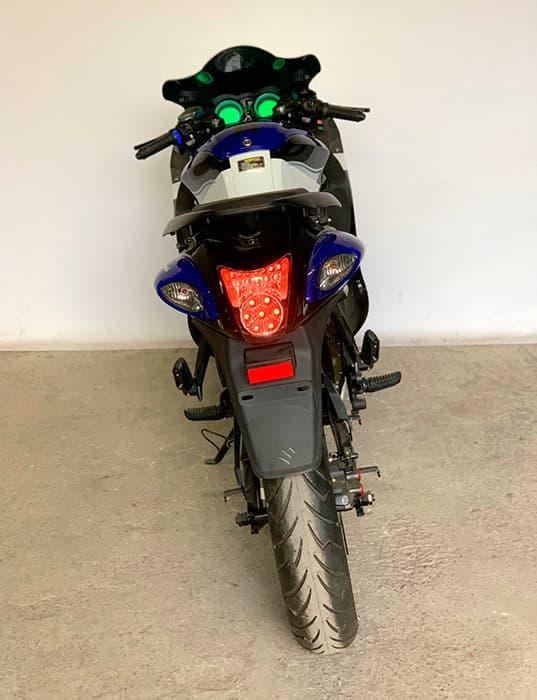 Электромотоцикл Electrowin EM-140
