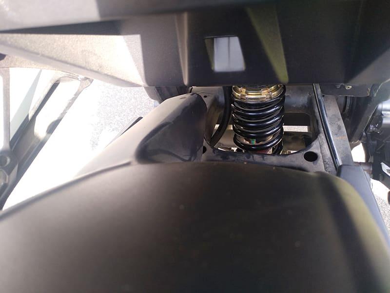 Амортизатор электрического мотоцикла Electrowin EM-130