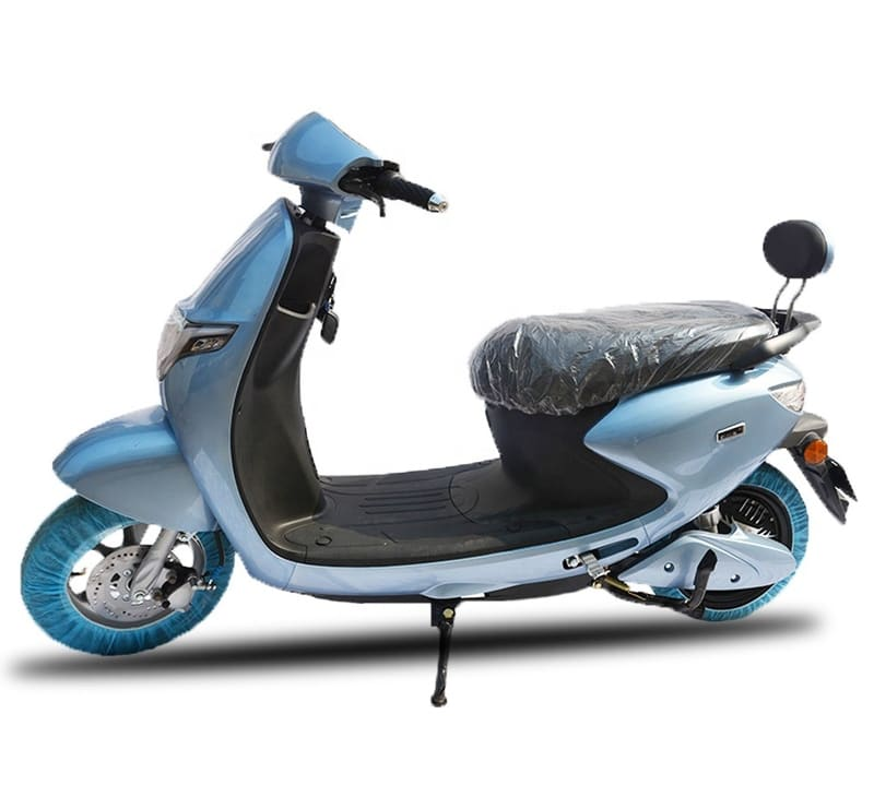 Голубой электромопед Electrowin iMi, купить в Киеве