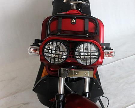Электроскутер Electrowin ZUMA, красный, фото 10