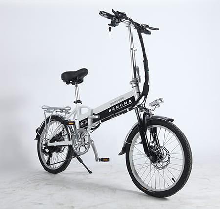 Электровелосипед Electrowin EFB-121. Фото 2