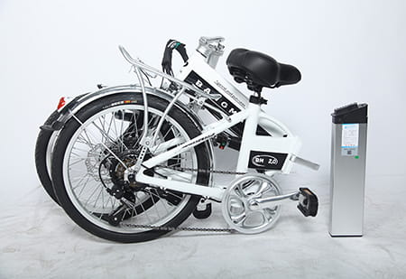Электровелосипед Electrowin EFB-121. Фото 5