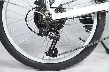 Электровелосипед Electrowin EFB-121. Фото 6