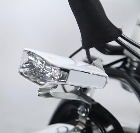 Электровелосипед Electrowin EFB-121. Фото 8