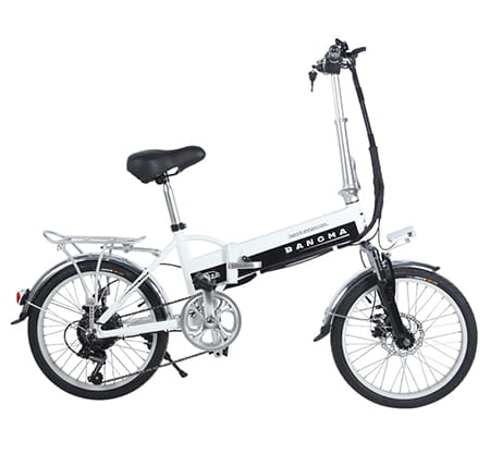 Электровелосипед Electrowin EFB-121. Фото 1