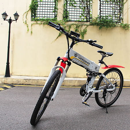 Электровелосипед EMB-123. Фото 4