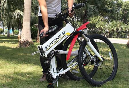 Электровелосипед EMB-123. Фото 6