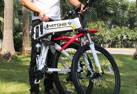 Электровелосипед EMB-123. Фото 9