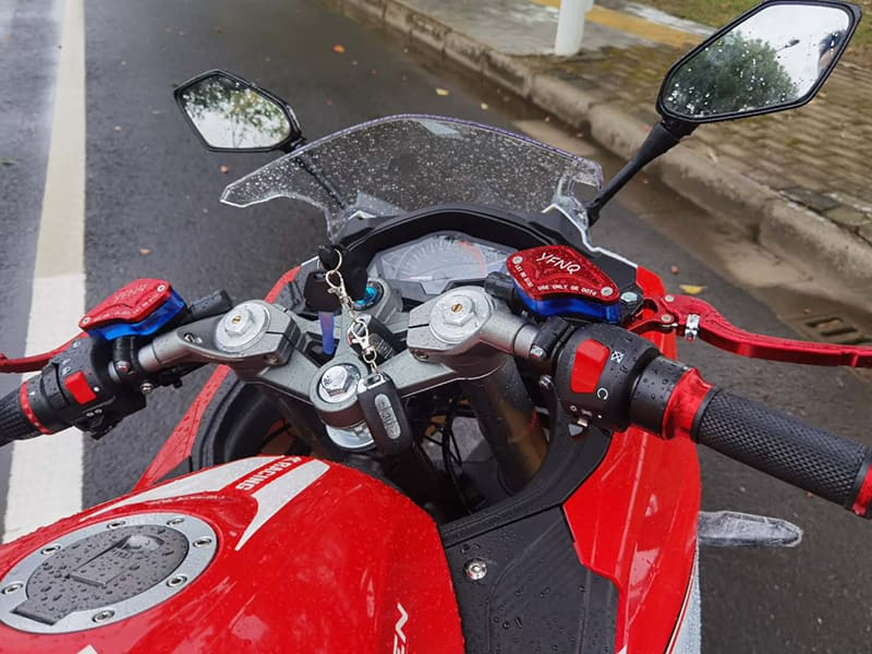 Электромотоцикл Electrowin EM-148