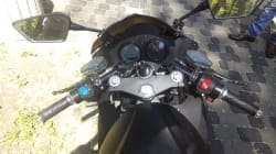 Электромотоцикл Electrowin EM-124 черный, фото 5