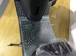 Электрический скутер Electrowin ECW-B2 площадка для ног