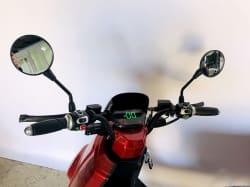 Электроскутер Electrowin ECW-B2 красный, руль и панель управления
