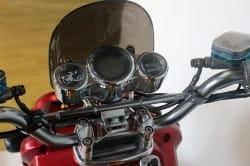 Электроскутер Electrowin ZUMA, красный, фото 8