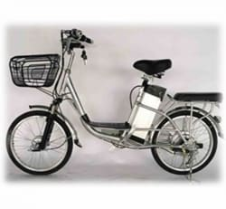 Электровелосипед Electrowin EB-183