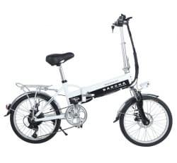 Электровелосипед Electrowin EFB-121