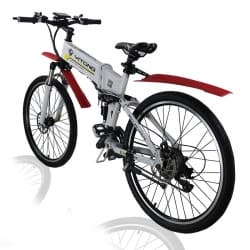Электровелосипед EMB-123. Фото 3