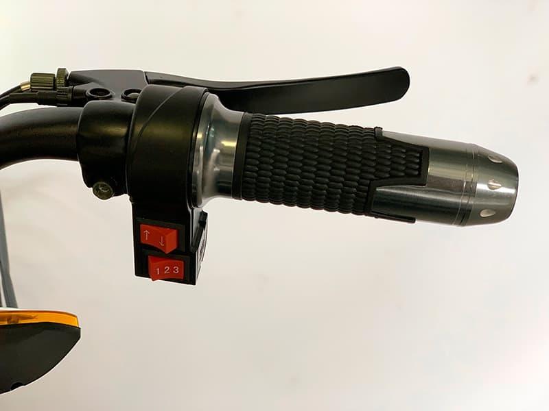 Трехколесный электроскутер Electrowin ETB-122